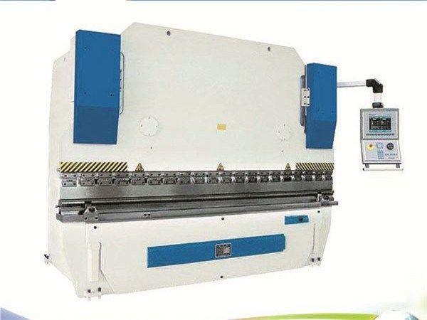 Hacmpress Brand Hapk 500 4000 Automatic Metal Sheet Bending Machine Knives Bending Machine In Libya Image Hydraulic Systems Press Brake Hydraulic Press Brake