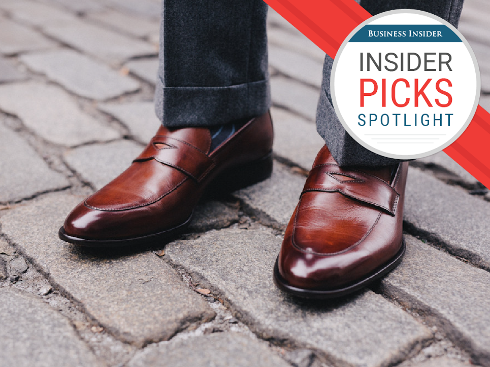 b3482924fc0 We're obsessed with this men's dress shoe company that's disrupting ...