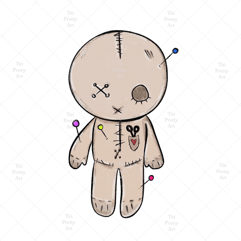 Voodoo Doll Sublimation Design Png Halloween Doll I Still Etsy Halloween Doll Creepy Dolls Voodoo Dolls