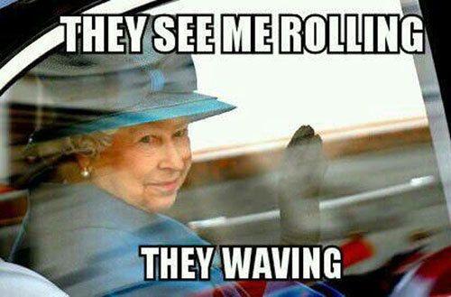 Interesting Pictures Gifs Random Videos Funny Pictures Queen Elizabeth Memes Happy Birthday Meme