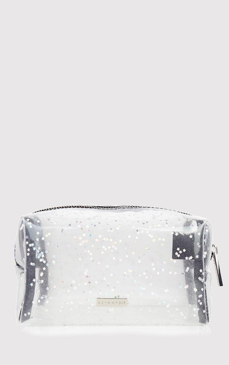 b2b9a0eed8cc SkinnyDip Sky Makeup Bag