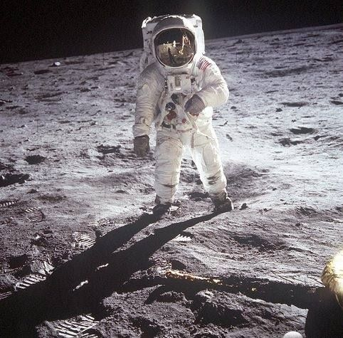 Pouso na Lua - julho de 1969