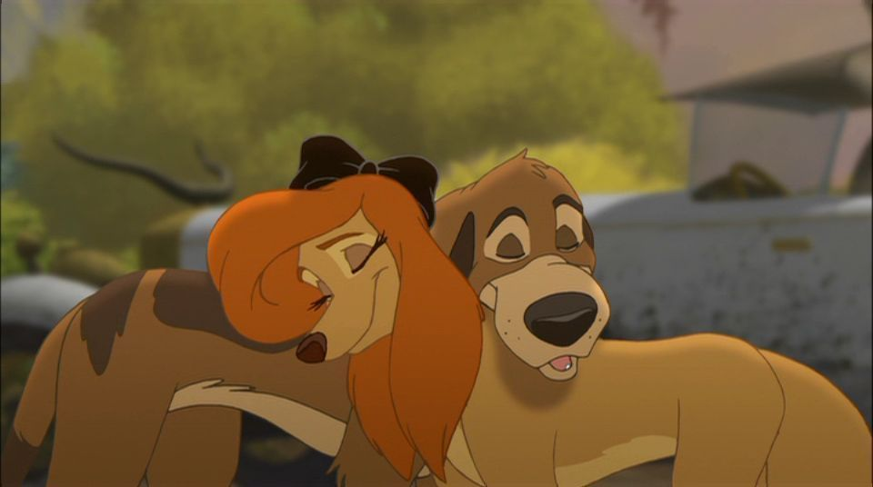 Dixie From The Fox And The Hound 2 Photo Dixie The Fox And The Hound Disney Dogs Disney
