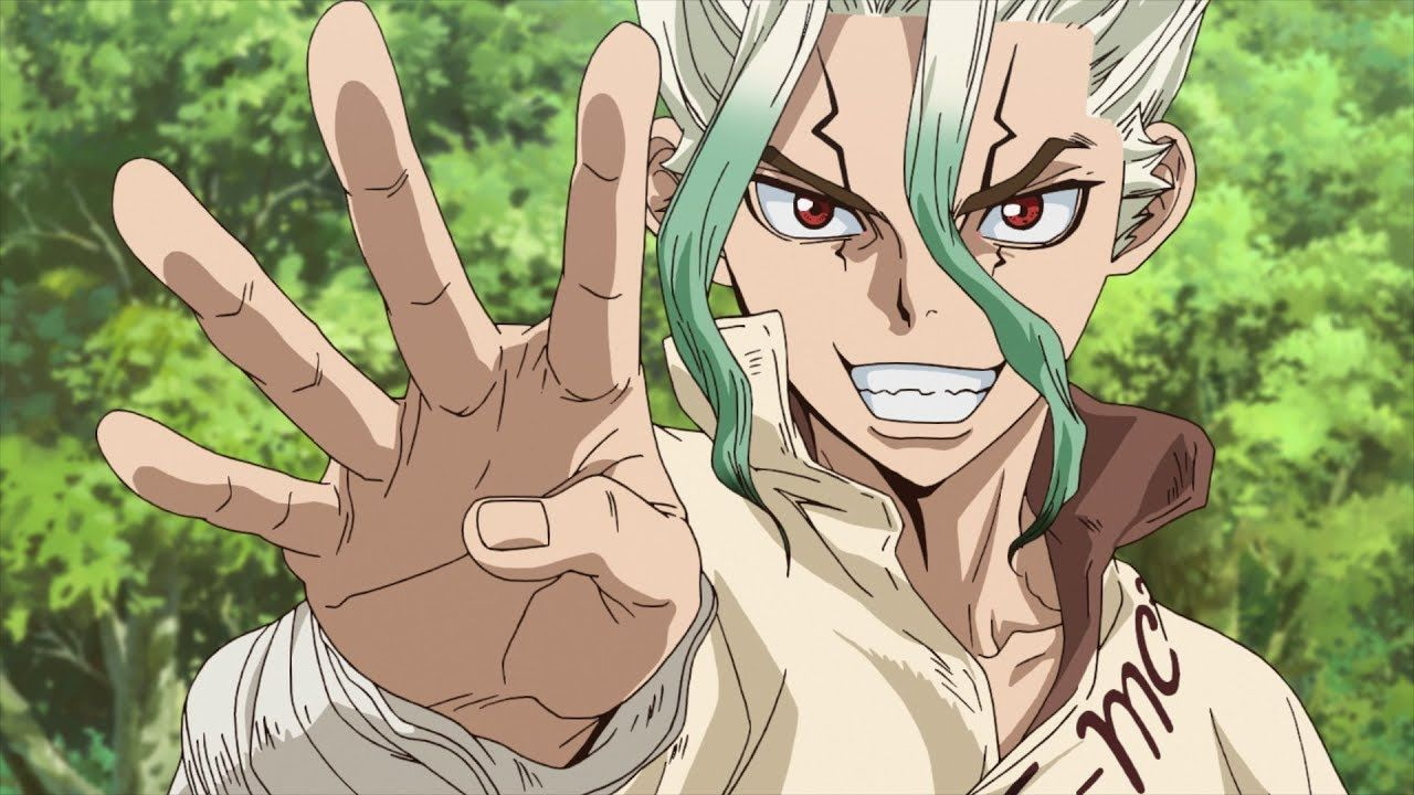 Dr Stone Anime Release Date New Trailer In 2020 Anime Anime Release Favorite Character