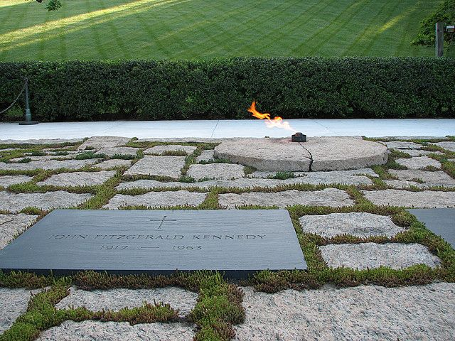 Kennedy's Grave