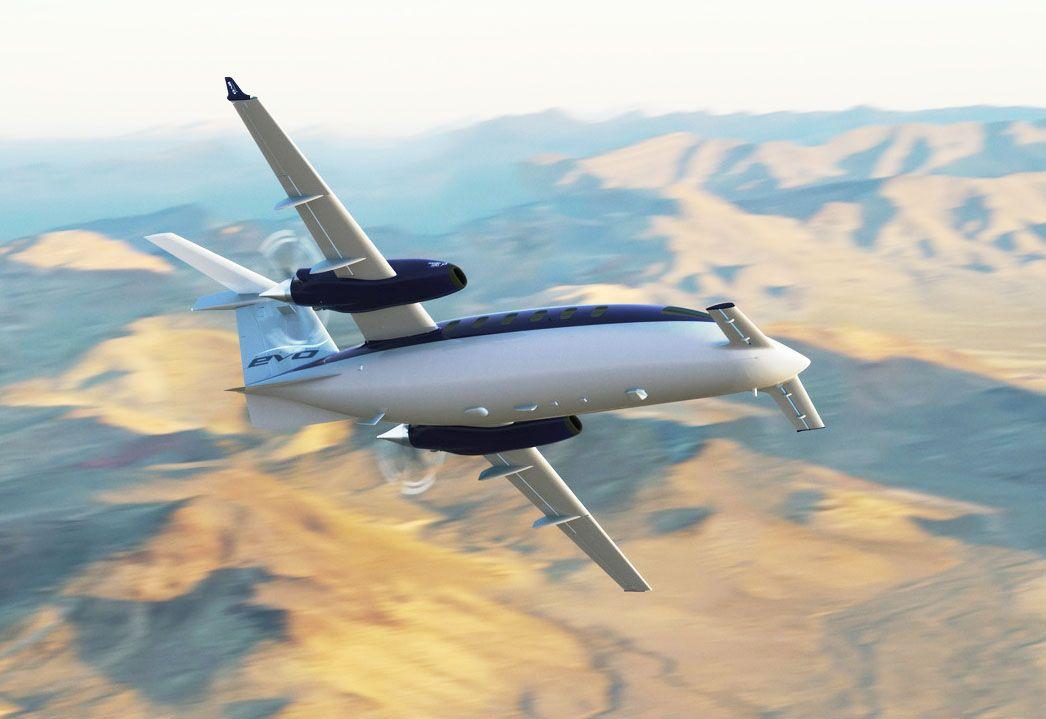 piaggio aero lands first major contract for avanti evo and