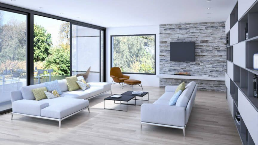 Best How Do You Make A Small Living Room Look Bigger Bright 400 x 300