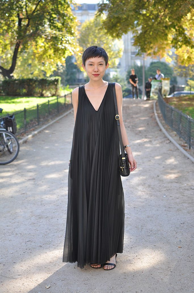 Maxi Dresses Pixie Cut