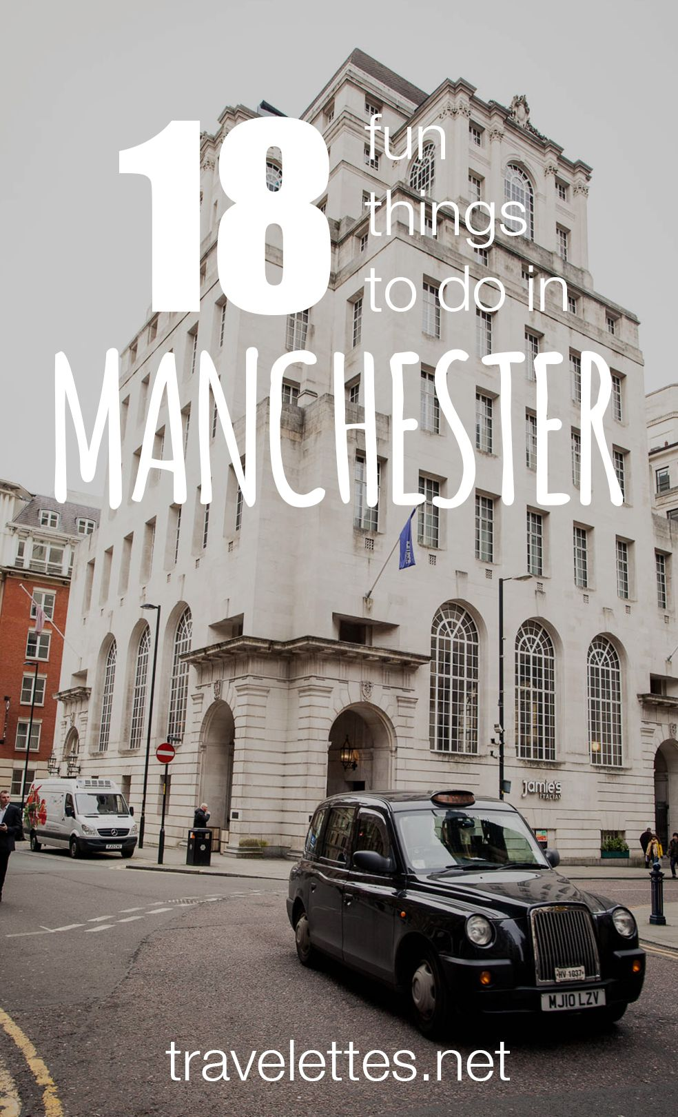 18 Fun things to do in Manchester, London's cool cousin from the north! #travelengland