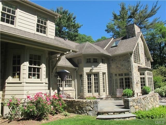 Eileen Swanberg New Canaan House Styles Building A House