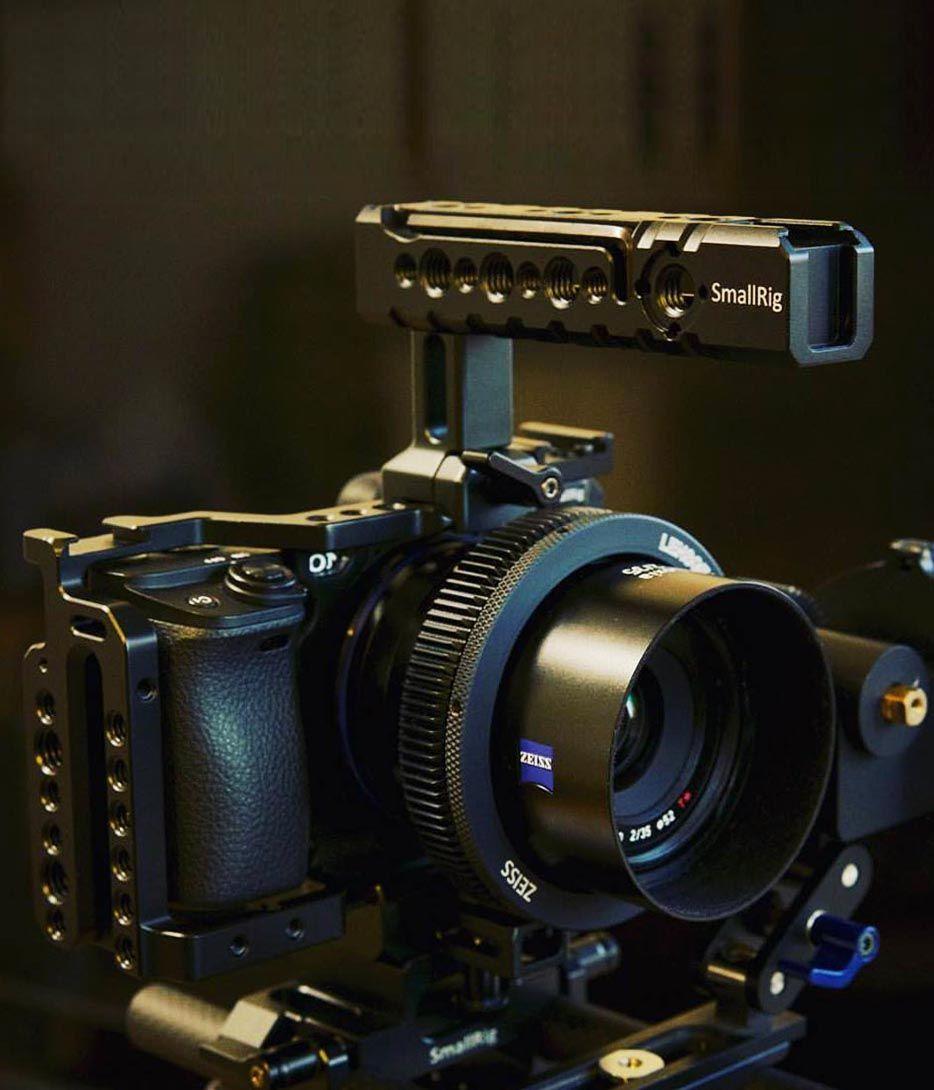 Cage for Panasonic Lumix DMC-G85/G80 1950 | Film Making & Gear