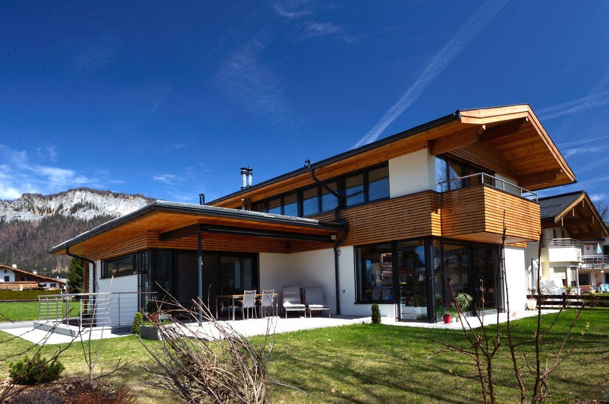 HK Architektur. St. Johann in Tirol: Haus E°T°K #arquitectonico