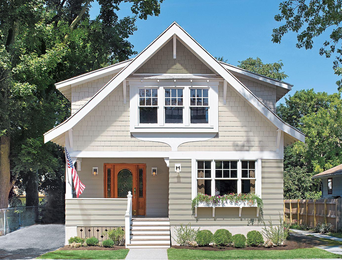 All About Fiber Cement Siding Exterior House Colors House Colors Craftsman Cottage