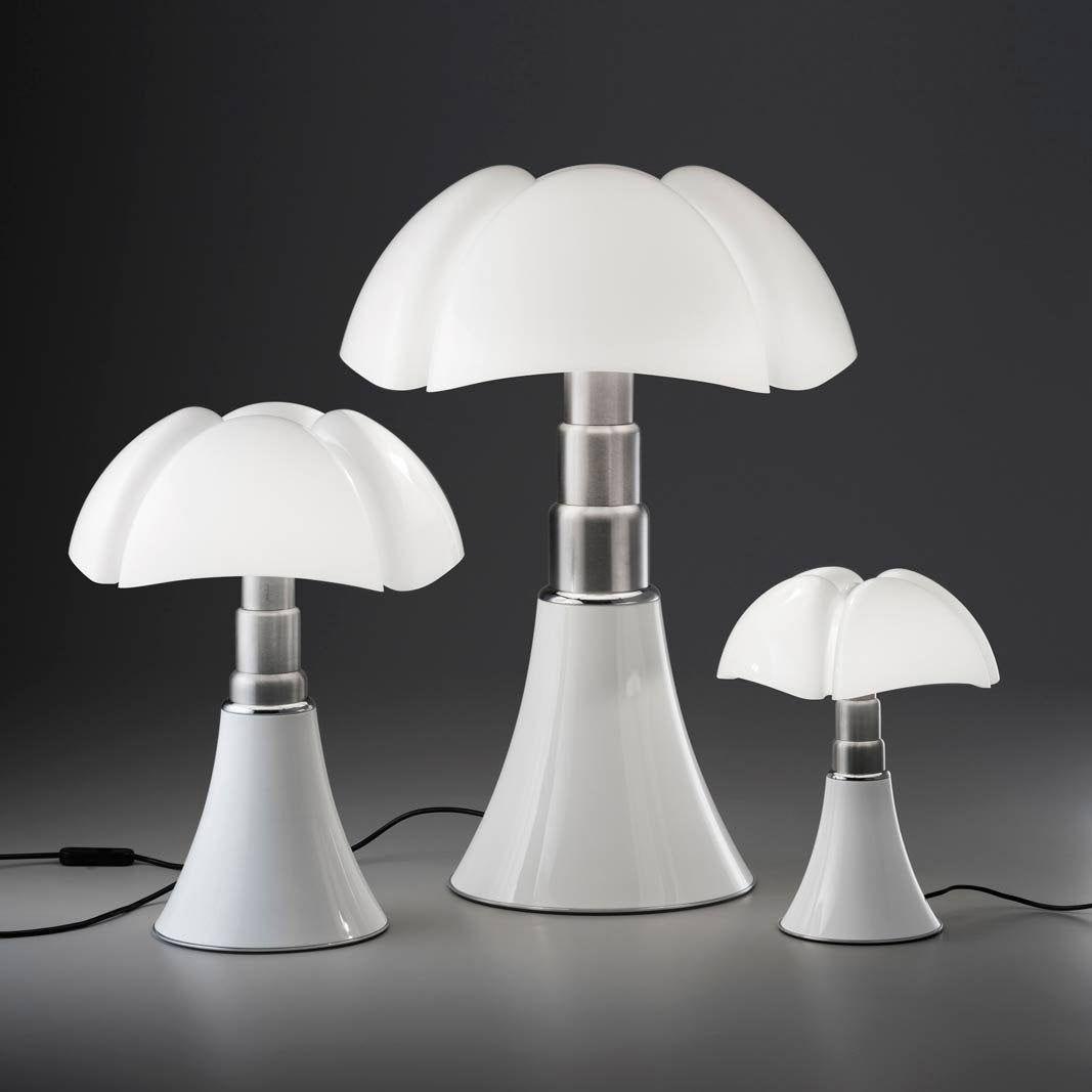 Lampe Design Mini Pipistrello Blanc Ampoule Led Integree H 35cm Martinelli Luce En 2020 Lampes De Table Lampe Design Et Mini Pipistrello