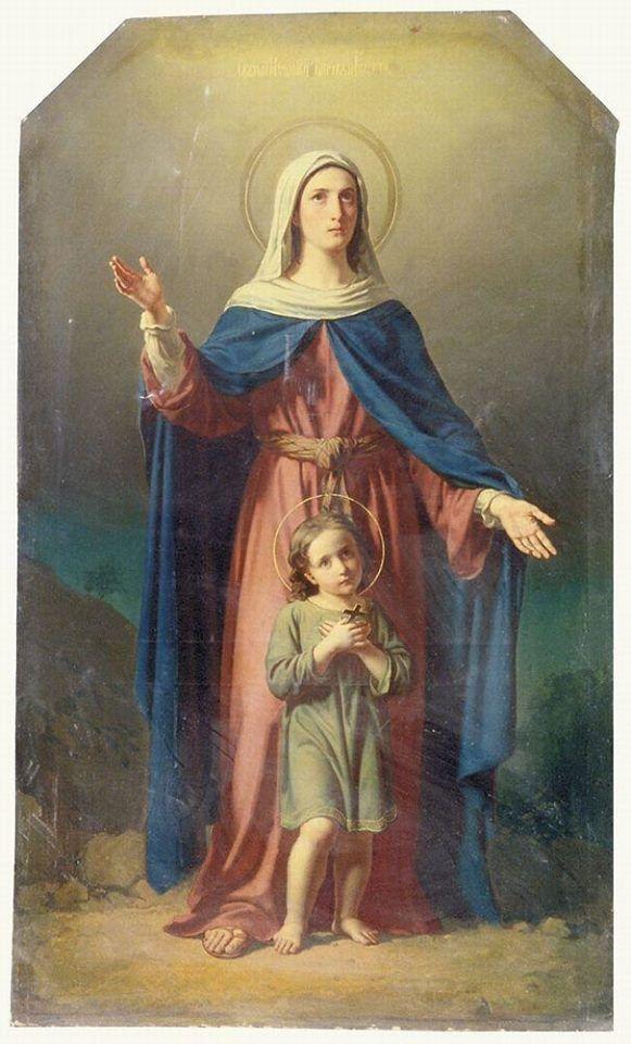 dc66b0f202c20 Vierge Marie et l enfant Jésus