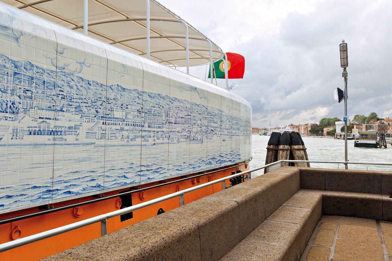 Joana Vasconcelos - la Biennale di Venezia