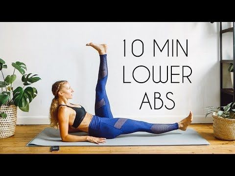 10 Min INTENSE LOWER ABS Workout - FIT LIFE VIDEOS