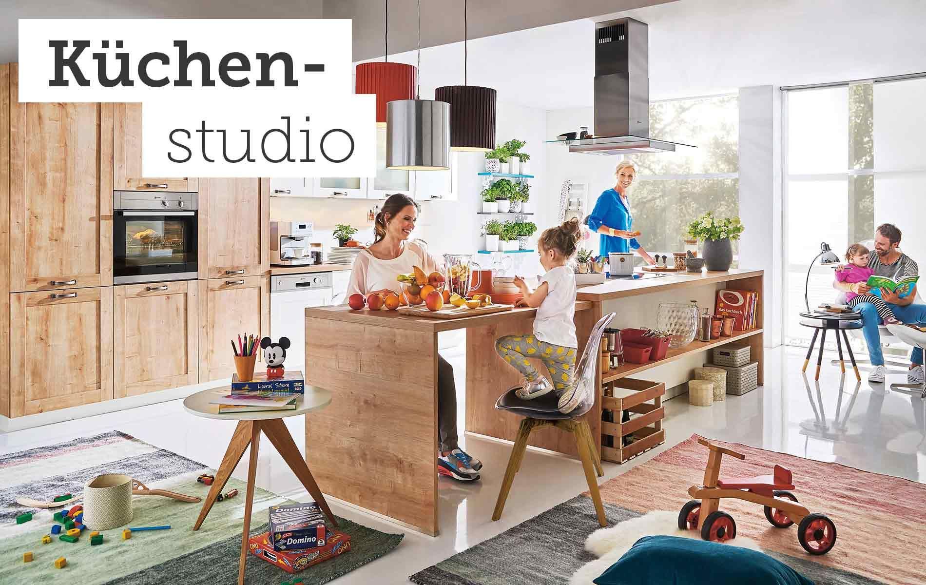 Küchen von Höffner Riesige Auswahl & günstige Preise