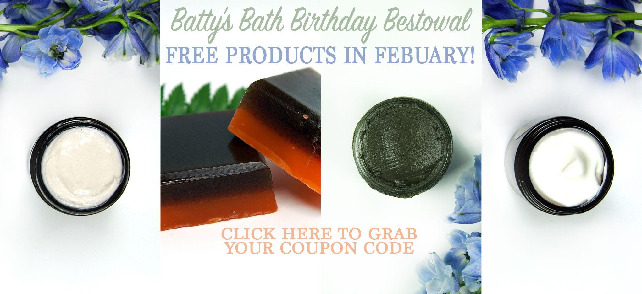 Batty's Bath Botanical Based Skin Care London, Ontario