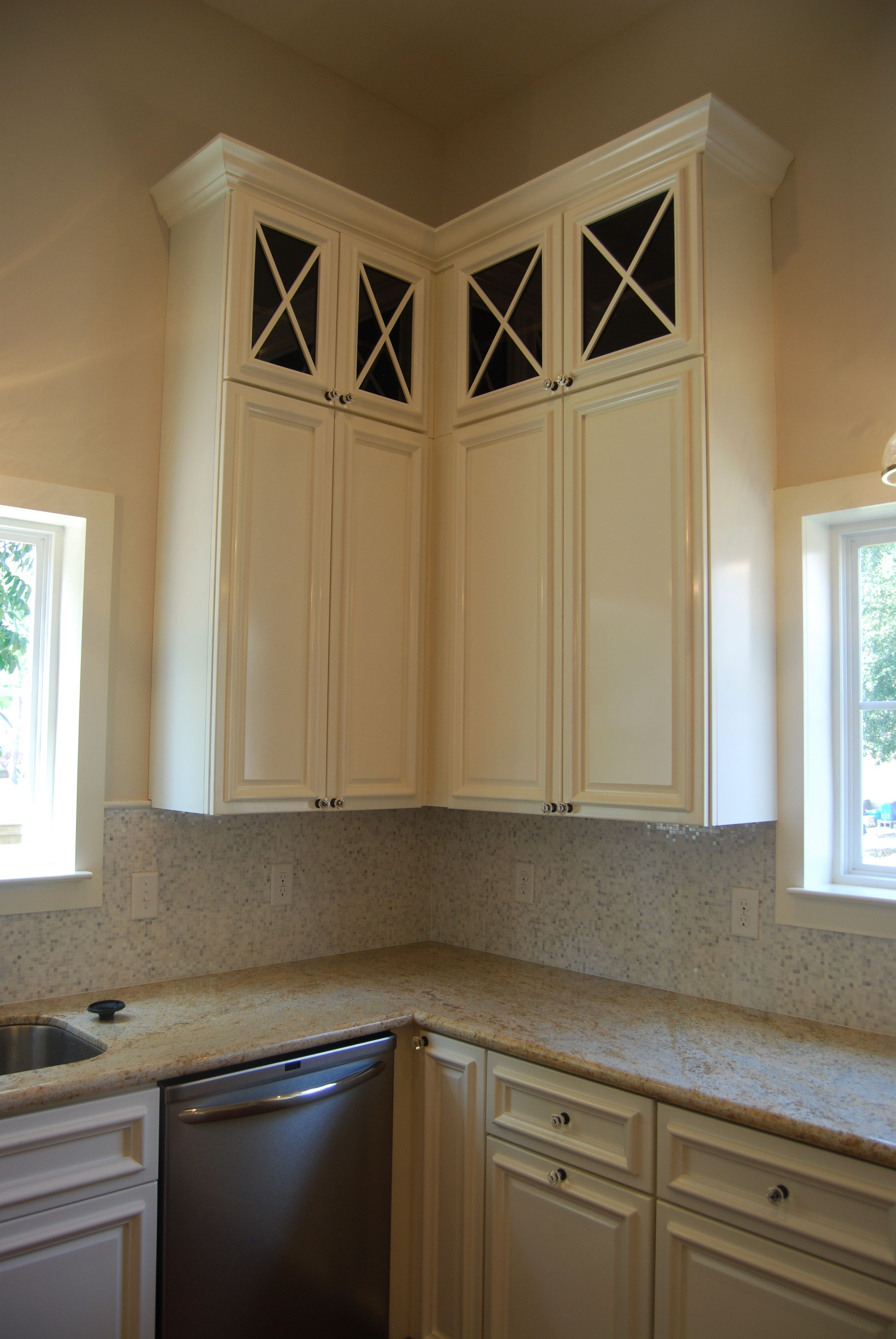 Custom Designed And Built Cabinets Granite Countertops Center