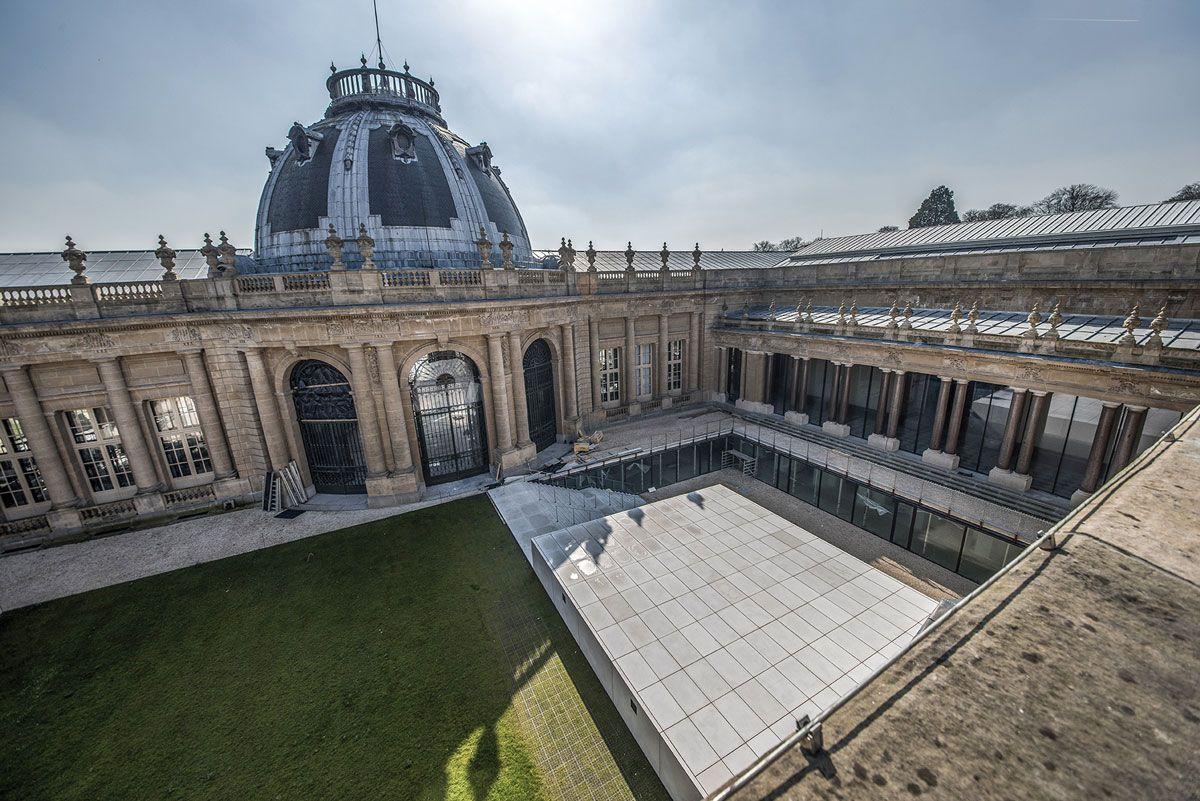 Musée Royal d'Afrique Centrale, Tervuren, Belgique. Photo:© Origin Architecture & Engineering, Stéphane Beel Architecten
