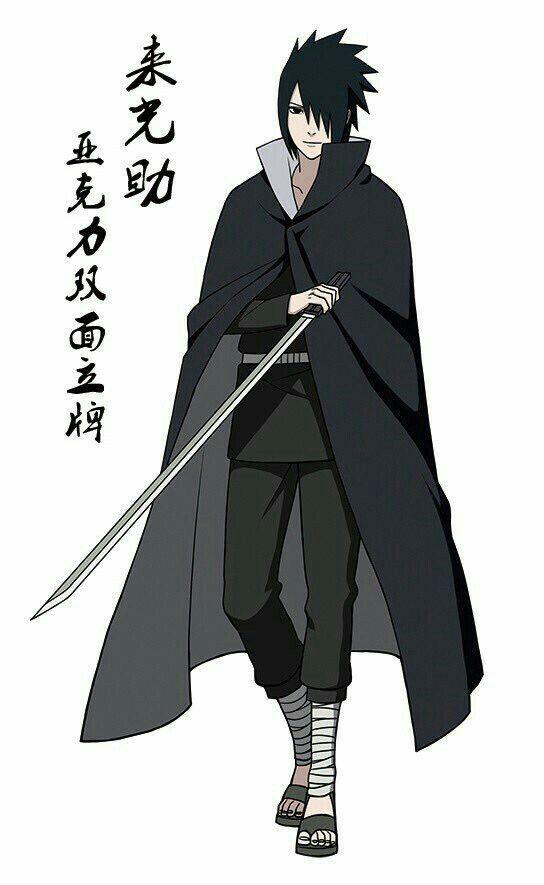 Sasuke uchiha naruto uchiha arte de naruto chica - Comment dessiner madara uchiwa ...