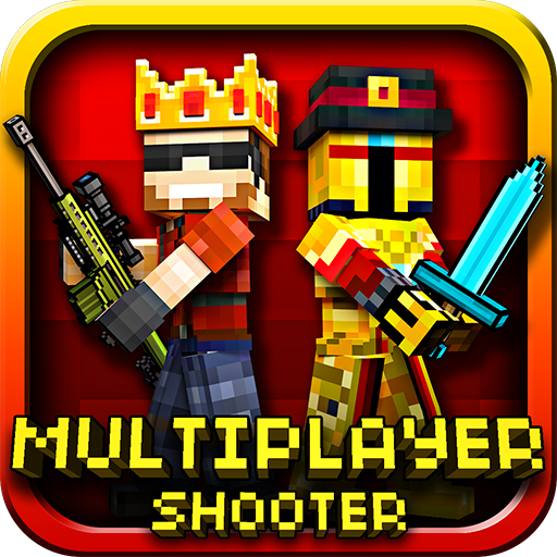 Pixel Gun 3D Block World Survival Pocket Shooter with