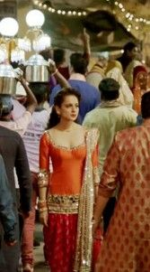 Search Results For Tanu Weds Manu Patiala Suit Bollywood Outfits Patiala Dress