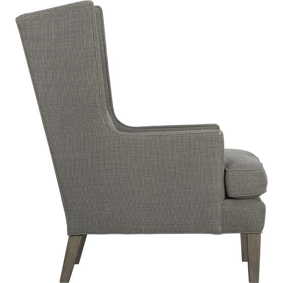 Luxe Wing Chair In Chairs Crate And