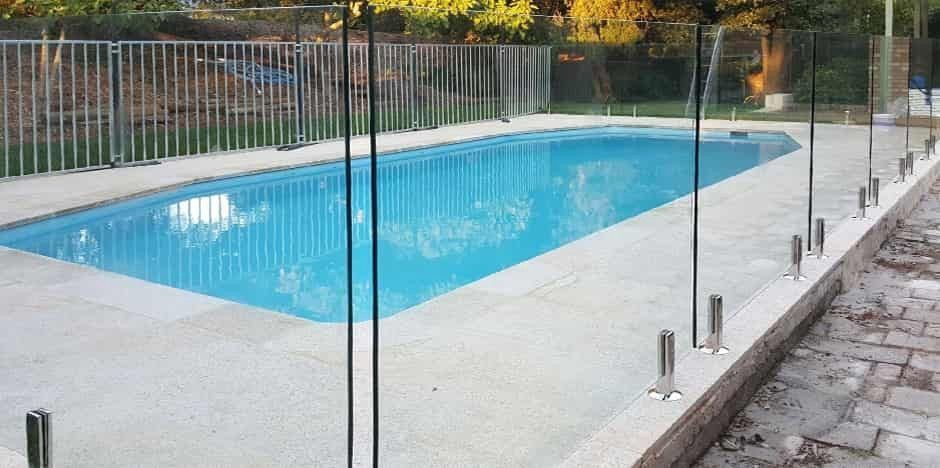 Things To Consider Before Installing A Glass Pool Fencing 1000 In 2020 Glass Pool Glass Pool Fencing Glass Fence