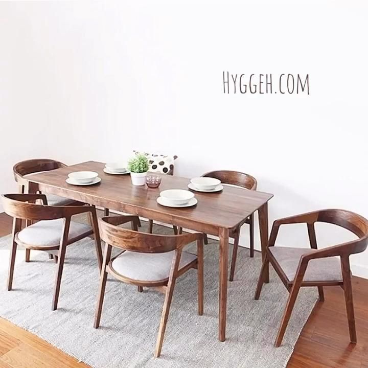 Handmade Antique wooden dining chairs