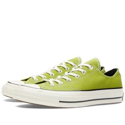 7aeb77158d05 Converse Chuck Taylor 1970s Ox (Spinach Green)