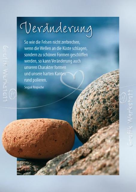 Bekannte Veränderung - Postkarten - Grafik Werkstatt Bielefeld  PB27