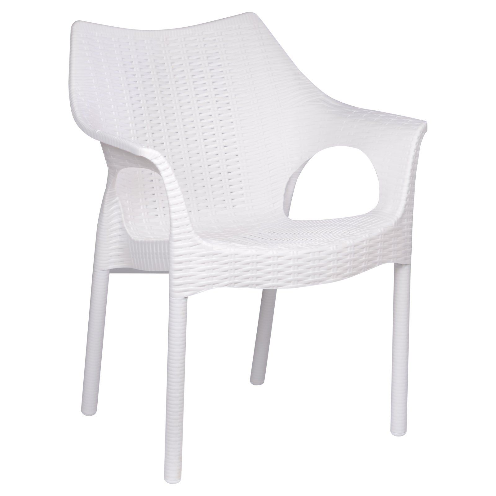 Stratta Accent Chair: Outdoor Strata Furniture Carina Weatherproof Patio Dining
