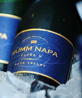 This is one of my favorite California sparkling wines under $20