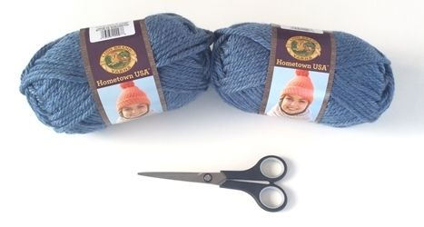 Photo of Arm Knit Scarf Step-by-Step: Slip Knot & Cast On