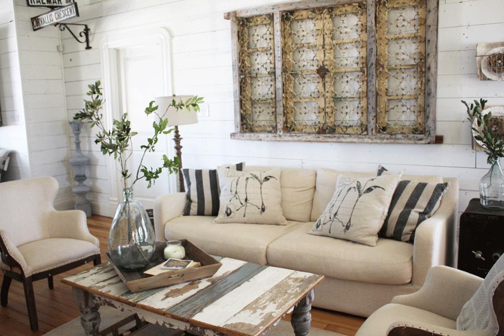 Fall Decorating Tips Magnolia Joanna Gaines Living Room Farm House Living Room Joanna Gaines House