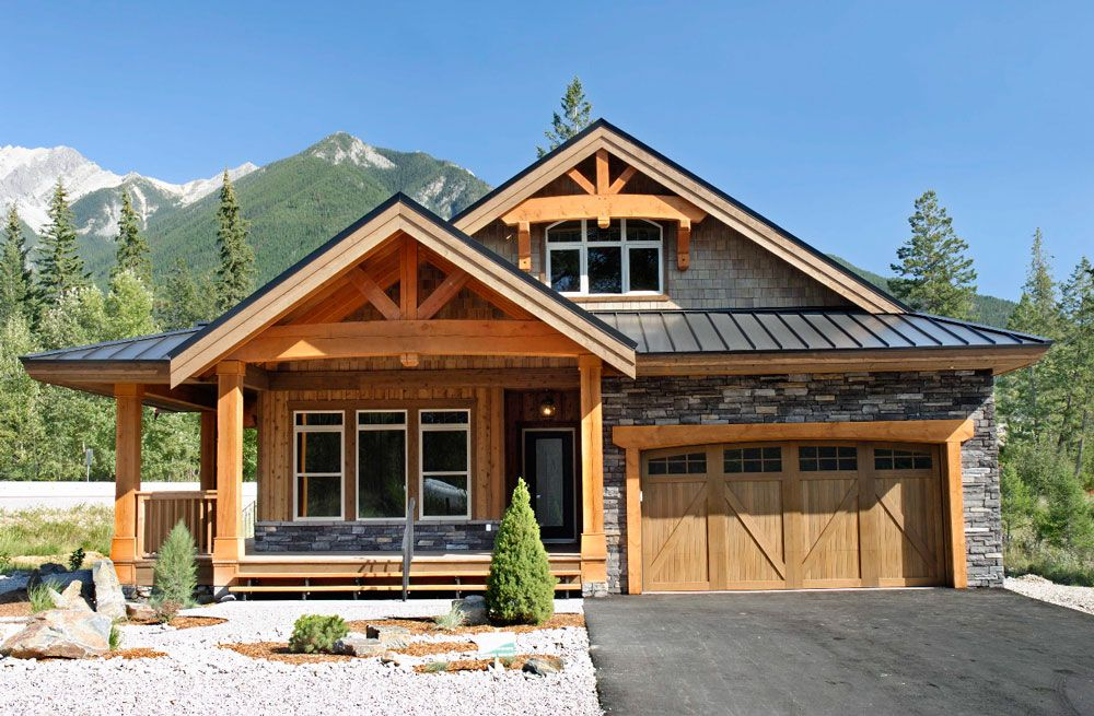 Vertical Rib Steel Roofing From Westman Steel Visit Steelroofsource Com For More Information Cedar Homes Home Styles Exterior Linwood Homes
