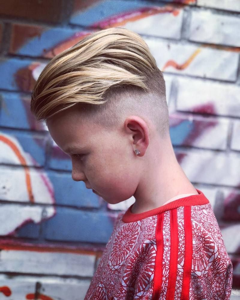 50 cute kids hairstyle ideas   little boy hairstyles and