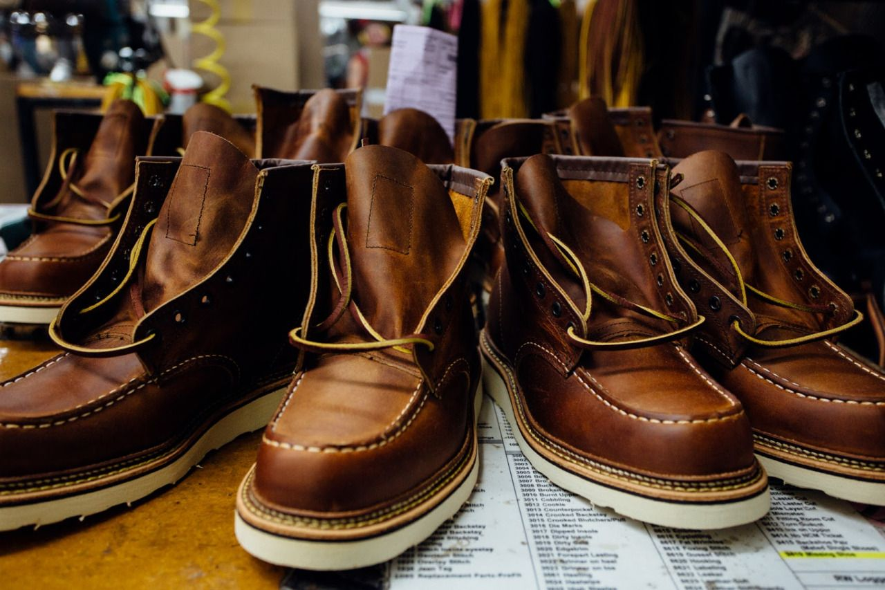 red wing boots | Menswear | Pinterest | To be, Posts and Toe