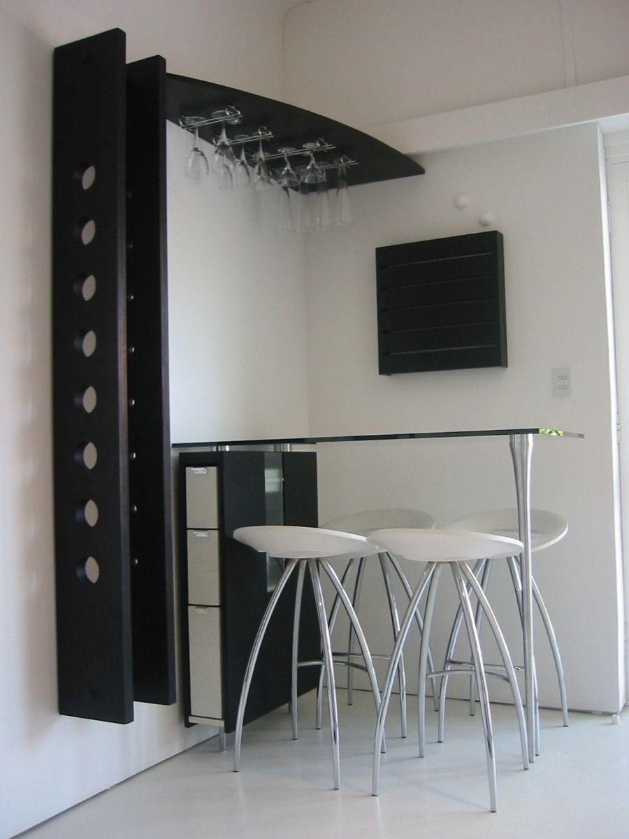 Resultado de imagen para bar mueble moderno bares for Mueble bar moderno para casa