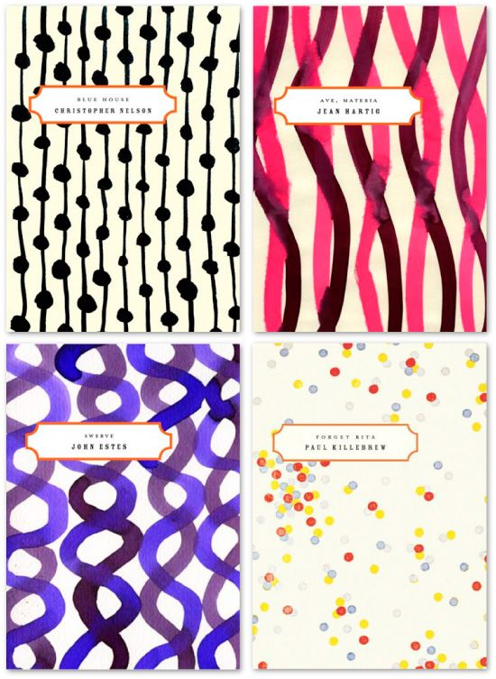 Gabriele wilson chapbook cover designs for the poetry for Poetry chapbook template
