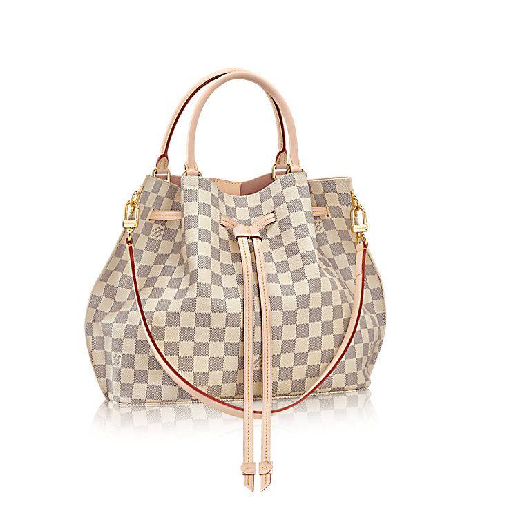 423bf0e270cb Girolata - Damier Azur Canvas - Handbags