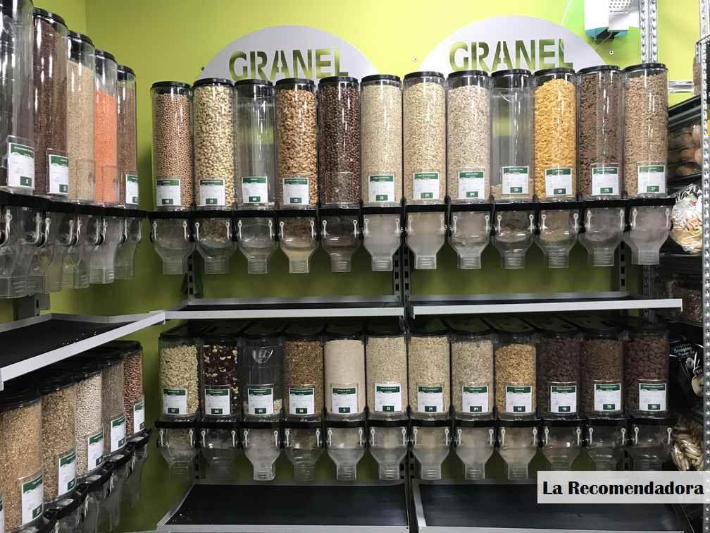 12 Tiendas Donde Comprar A Granel En Madrid Granel Compras Tiendas