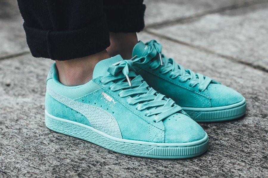 Diamond Supply x Puma Clyde Footwear