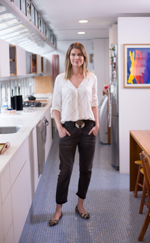 Todos os detalhes dos looks da Rita Lobo no sexto episódio de Cozinha Prática!