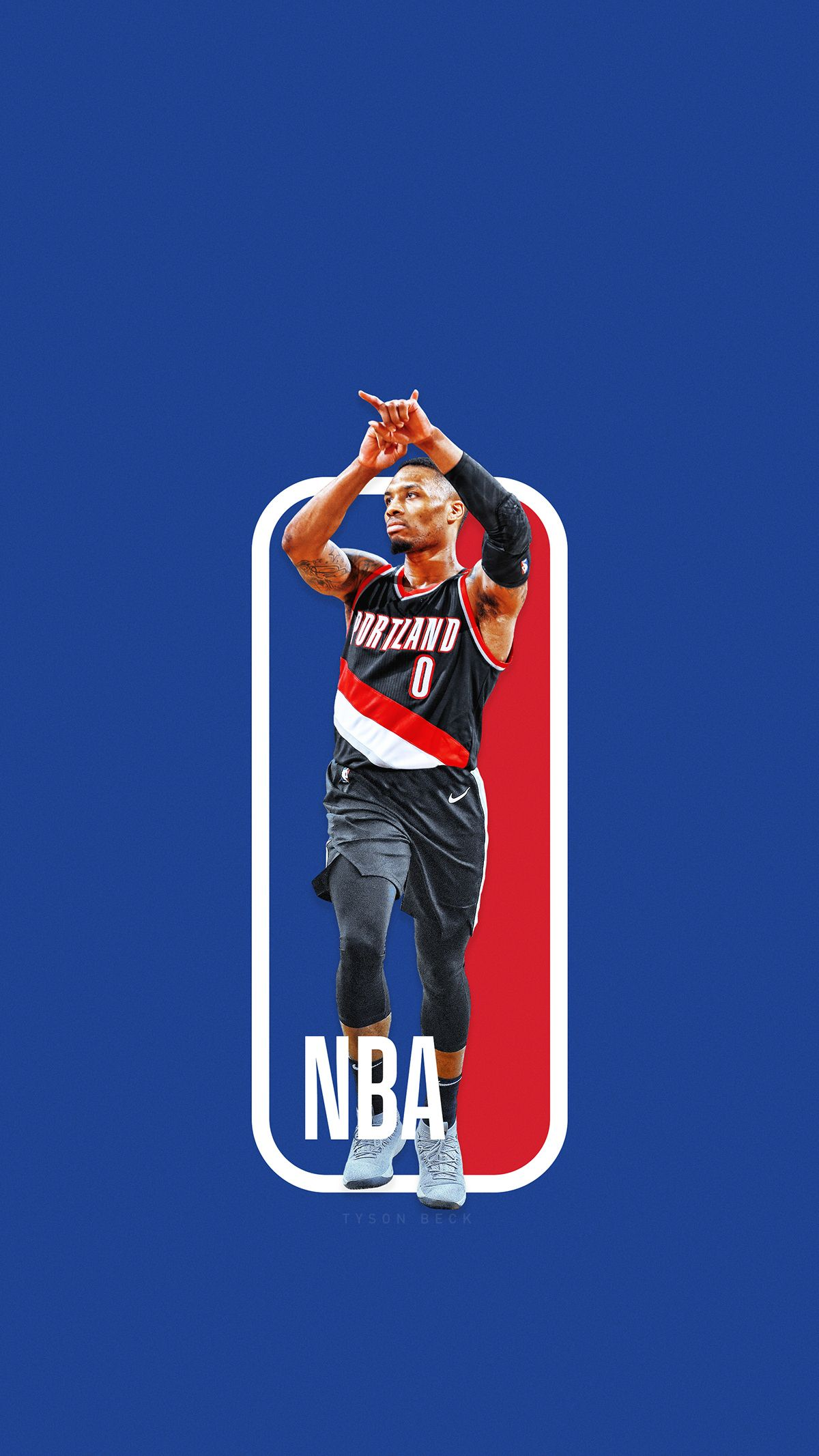 The Next NBA logo? NBA Logoman Series on Behance