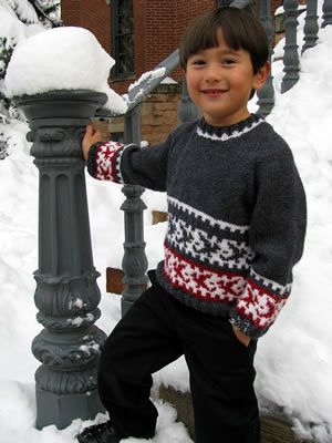 free fair isle sweater pattern | Knitting | Pinterest | Knitting ...