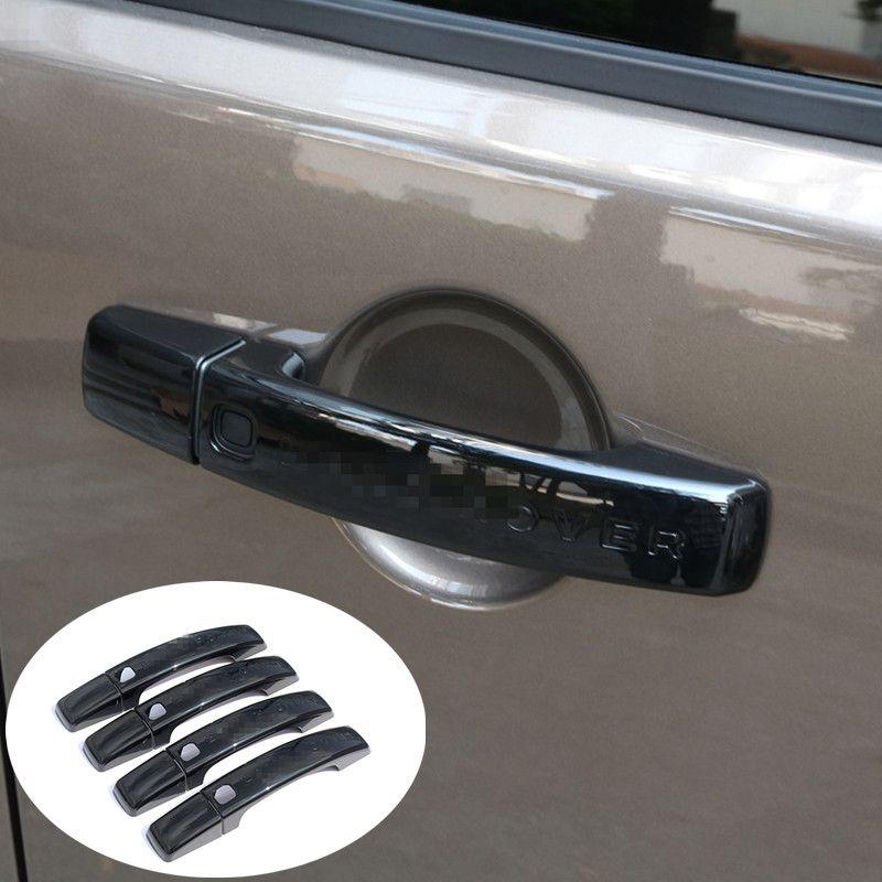 For Land Rover Range Rover Sport Black Smart Keyhole Door Handle Cover 2010 2013 Range Rover Sport Black Range Rover Sport 2010 Range Rover Sport