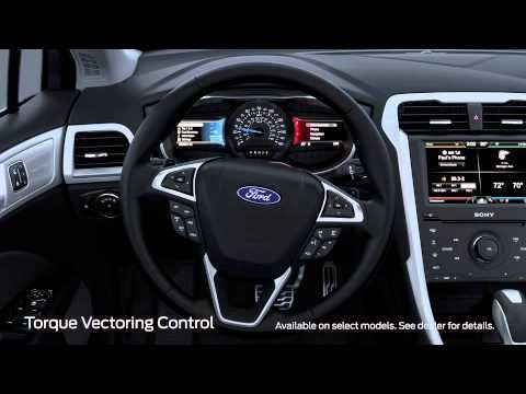 Torque Vectoring Control Available On The Ford Escape Ford C Max Ford Focus And Ford Taurus With Images Ford Focus Ford Escape